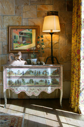 Park City, vacation homes, antique furniture, custom window treatments